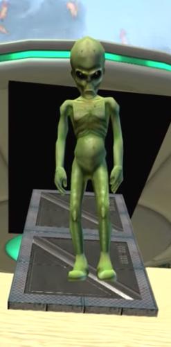 Greg The Alien/Gallery