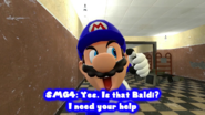 Mario's Being A Moron