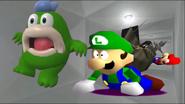 Mario's Prison Escape 152