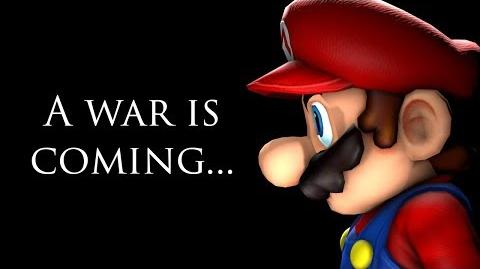 A war is coming... (Mario)