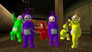 Evil Teletubbies
