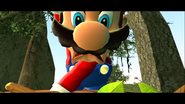 Mario Gets Stuck On An Island 067