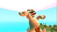 Mario Gets Stuck On An Island 182