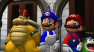 Mario and the Bob Mansion... 002