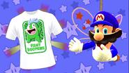 Mario The Scam Artist (SMG4 Merch Store 13)