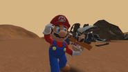If Mario Was In... Starfox (Starlink Battle For Atlas) 096