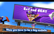 Evil and SEXY!