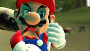 Mario Gets Stuck On An Island 042