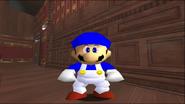 Mario and the Bob Mansion... 150
