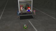 Mario's Prison Escape 300