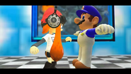 Mario And The T-Pose Virus 042
