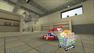 Mario Goes to the Fridge to Get a Glass Of Milk 018