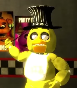 Chica the Chicken