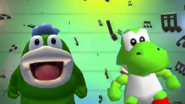 Green Is For Yoshi...Unless It's A Different Color