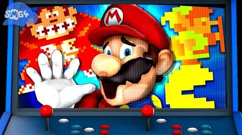 SMG4: Stupid Mario Arcade