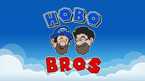 MY NEW GAMING CHANNEL - HOBO BROS!