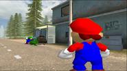 Mario's Prison Escape 308