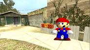 Stupid Mario 3D World 067