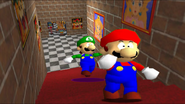 Mario And The T-Pose Virus 072