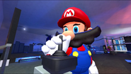 Mario The Ultimate Gamer 107