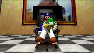 Mario The Ultimate Gamer 132