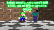 Luigi and Steve