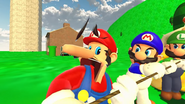 SMG4 Mario And... The Well 110