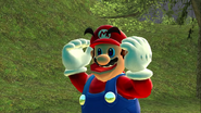 Mario Gets Stuck On An Island 115