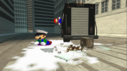 Mario Goes to the Fridge to Get a Glass Of Milk 119