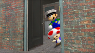 Mario Goes to the Fridge to Get a Glass Of Milk 139