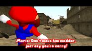 SMG4 Sans's First Day In Smash Bros screencaps 64