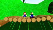Stupid Mario 3D World 141