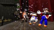 Mario's Hell Kitchen 250