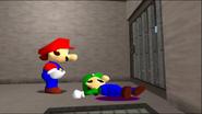 Mario's Prison Escape 019