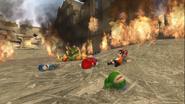 Mario and the Bob Mansion... 209