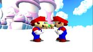 Stupid Mario 3D World 204