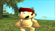 Mario Gets Stuck On An Island 160