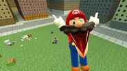 SMG4 If Mario Was in... Minecraft screencaps 79