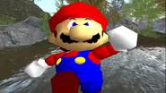 Mario's Big Chungus Hunt 142