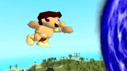 Mario Gets Stuck On An Island 186