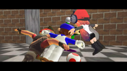 Mario And The T-Pose Virus 097