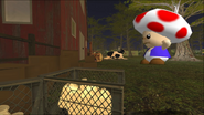 Mario Goes to the Fridge to Get a Glass Of Milk 294