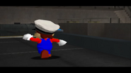 Mario Goes to the Fridge to Get a Glass Of Milk 182