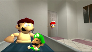 SMG4 Mario The Scam Artist 136