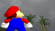 Mario Gets Stuck On An Island 058