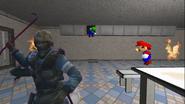 Mario's Prison Escape 133