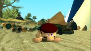 Mario Gets Stuck On An Island 155