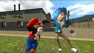 Mario The Ultimate Gamer 129