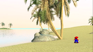 Mario Gets Stuck On An Island 004