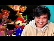SMG4 Reacts to Freddy's Spaghetteria
